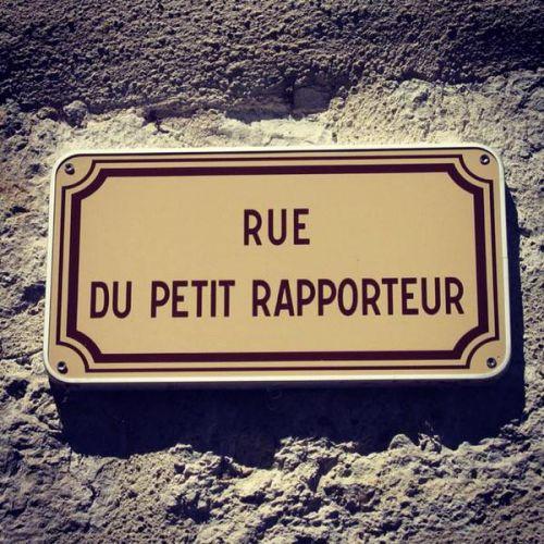 Rapporteur